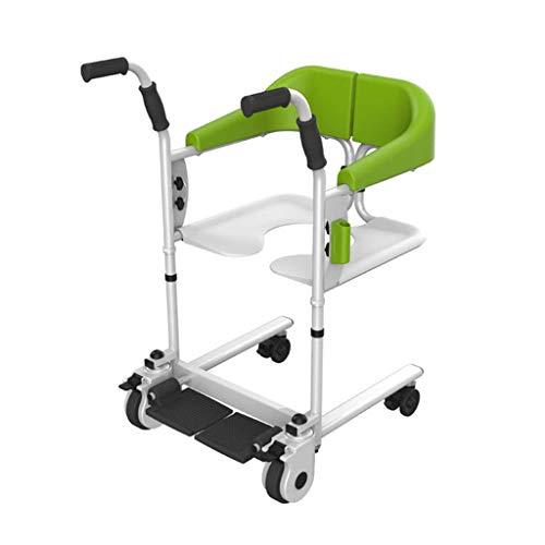 LLPDD Rollstuhl-Multifunktions Aufzug mit Bad und WC,C4