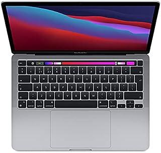 "Mac 13"" Pro Laptop 2020 M1 Chip/1.25TB SSD Storage/8GB RAM/DVD-Drive/USB-C Hub con paquete HDMI"