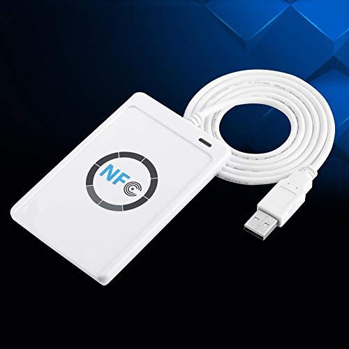 FTVOGUE NFC Lesegerät RFID Reader/Writer ACR122U ISO 14443A / B + Freie Software in Weiß
