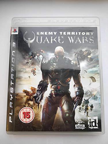 Enemy Territory: Quake Wars (PS3) [Edizione: Regno Unito]