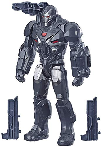 Avengers Marvel Endgame Titan Hero Marvel's War Machine