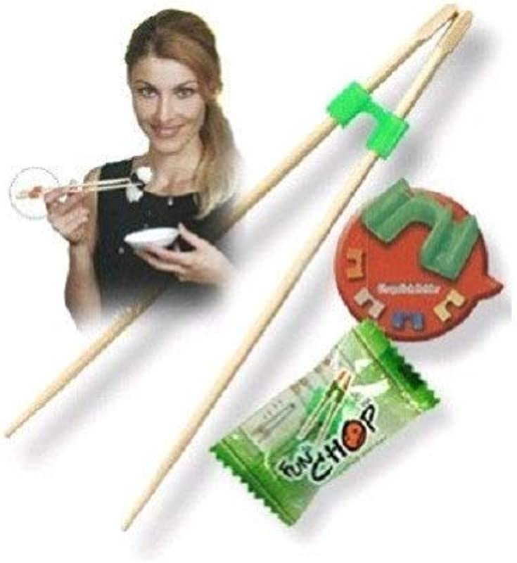 100 Sets FUN CHOP Chopstick Helper FunChop GREAT GIFT