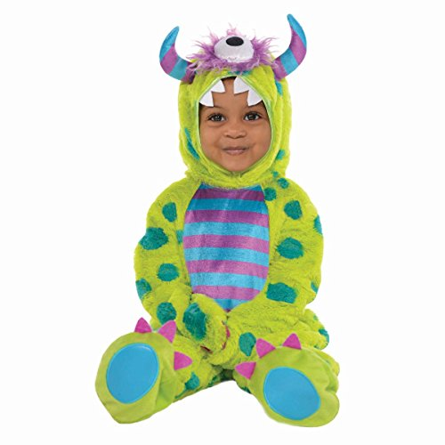 Baby Monster Mash Costume Deluxe - 12-24 Months