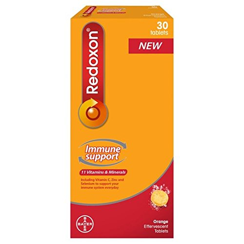 Redoxon Immune Support Tablets efervescentes 30per package