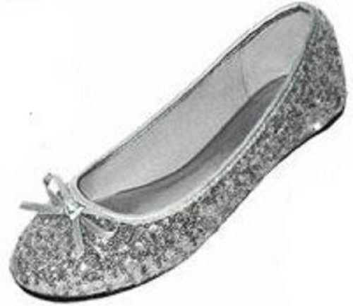 Top 10 best selling list for silver sequin flat shoe