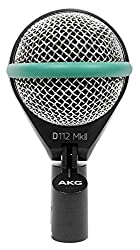 AKG D112 MkII Professional Bass Drum Microphone Review