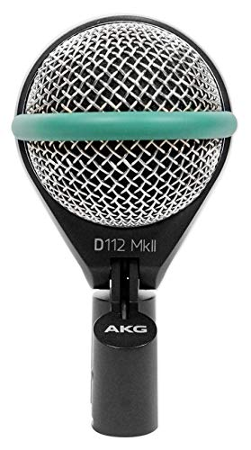 AKG D112 MKII Dynamic Bass-Drum Microphone