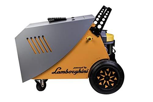FORTADOR PRO PLUS Hochdruckreiniger Dampf Diesel Hybrid Autowaschschaum