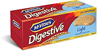 McVitie's Digestive Light Wheat Biscuits - 400gm