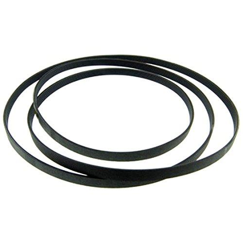 Spares2go Cinghia di trasmissione per asciugatrice Whirlpool (2010H7)