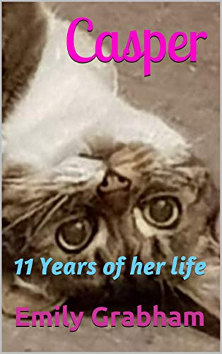 Casper : 11 Years of her life (Cat stories Box-Set) (English Edition)