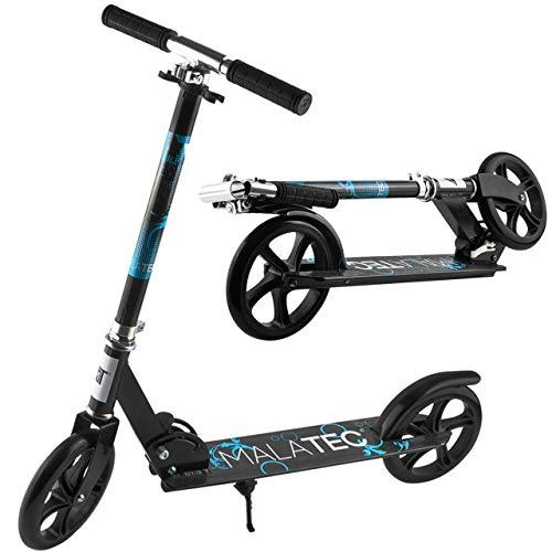 ISO TRADE Scooter Grande y Plegable, para niños y Adultos #6358