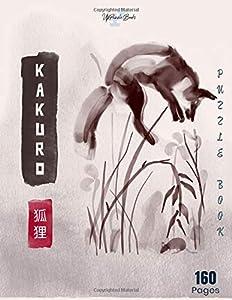 Kakuro Puzzle Book: Kakuro Puzzle Books For Adults Nasty Black Belt Kakuro Book Absolutely Hard Level Degree Cross Sums | Volume 4