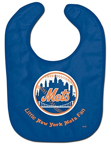 WinCraft MLB New York Mets WCRA2018514 All Pro Baby Bib