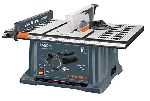 Truper SME-10, Sierra de mesa 10', 2.2 HP
