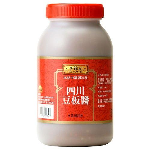 リキンキ 四川豆板醤レギュラー 1kg