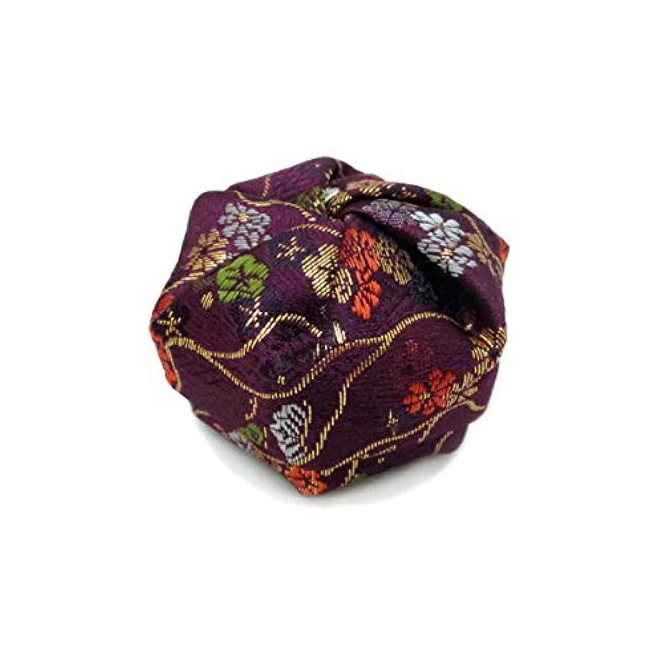 以前はまだらカニ布香盒 紫系 紙箱入