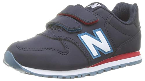 New Balance 500 YV500RNR Medium, Basket garçon, Blue (Outerspace RNR), 29