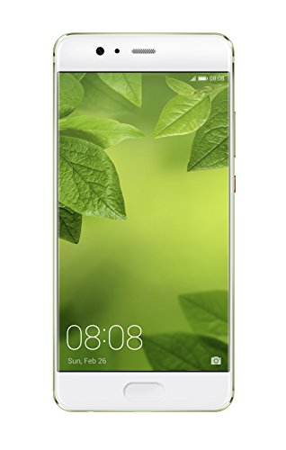 HUAWEI 5.5型 P10 Plus SIMフリースマートフォン グリーナリー