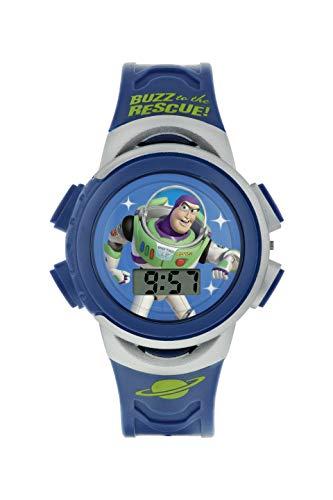 Toy Story Reloj para de Cuarzo con Correa en Goma TYM4009ARG