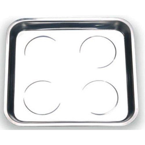 INOX Magnetschale/Werkzeugschalen Haftschale Magnetteller Magnettablett Magnethalter Magnetschüssel Größe XXL 29x26 cm