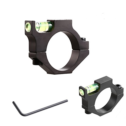 Dasen (2 Pack) Anti-Cant Scope Bubble Level for Precision Shooting Fits 1 inch&30 mm Tube