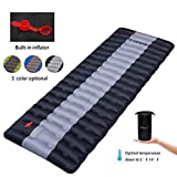 YSXHW Self Inflating Camping Pads Thick 4.7 Inch Lightweight Camping Sleeping Pad...