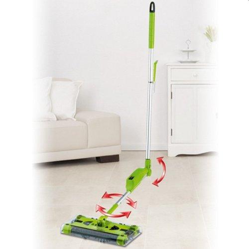 Swivel Sweeper G2 metallisch limegreen mit Ellenbogengelenk - 3