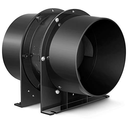 ventilador en linea 100mm de la marca iPower