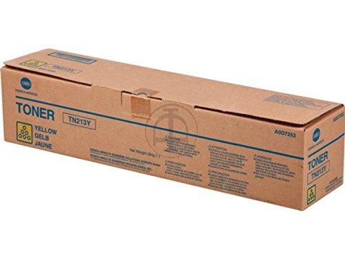 Konica Minolta 400937–Toner für Kopierer, gelb