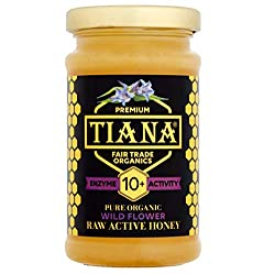 100% raw, active, unpasteurised, unprocessed and unheated honey with no additives or preservatives The EU states the Enzyme Diastase is the only measurable standard for honey quality and activity Completely unique due to its high content of enzymes s...