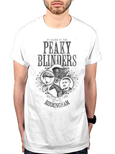 Camiseta oficial de Peaky Blinders para caballos y carritos