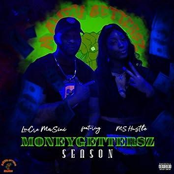 Moneygettersz Season (feat. Ms Hustle)