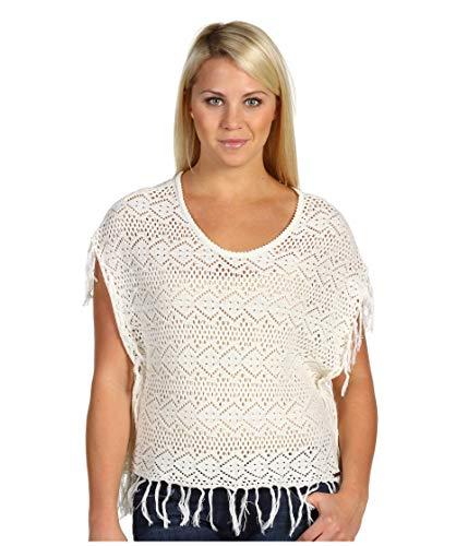BILLABONG Damen Sweet Bliss Wrap Sweater Pullover, schwarz, Mittel