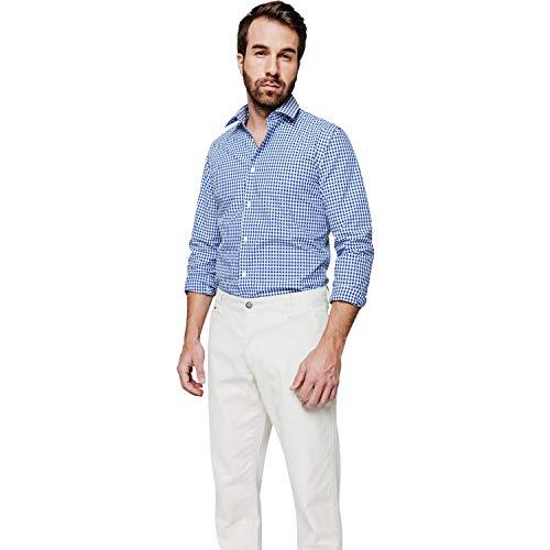 Arrow Herren Business-Hemd Gr. Kragenweite: 39, Marineblau