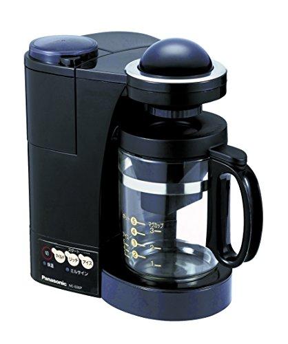 パナソニック コーヒーメーカー ブラック NC-S35P-K
