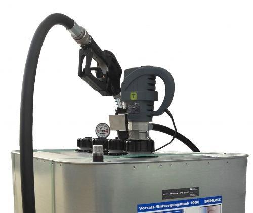 Hoftankstelle - PLUS - W85 - Horn - 1000 Liter - Dieseltankanlage - Tankstation