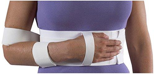 Bilt-Rite Mastex Health Shoulder Immobilizer, White, Medium