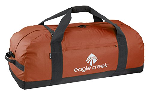 Eagle Creek Ultra Durable and Water-Resistant No Matter What Duffel XL Packable Travel Bag, Red Sac de Voyage, 91 cm, 133 liters, Rouge (Red Clay)