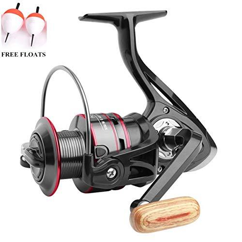 Carrete De Pesca Spinning, De La Marca BNTCarrete De Metal Para Pesca Spinning, Series 1000, 2000, 3000, 4000, 5000, 6000 Y 7000., 11BB DK2000 Series