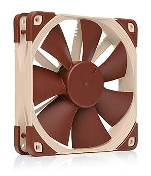 Noctua NF-F12 PWM Premium Quiet Fan 4-Pin  120mm Brown
