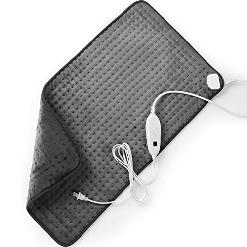 Sailnovo Heating Pad for Back Pain and Cramps Now $27.99 (Was $59.98)