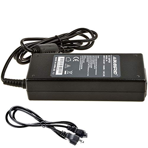 ABLEGRID Global AC/DC Adapter for AAXA Technologies M6 MP-600-01 MP60001 MP-500-01 MP50001 M5 Mini Portable Business Full HD Micro LED Projector Power Supply Cord Battery Charger Mains PSU
