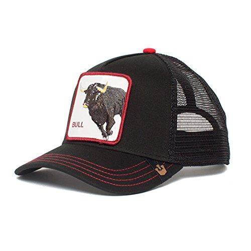 GOORIN BROS - Gorra de béisbol BULL Talla única