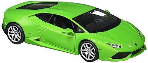 Bburago Maisto France - M31509 - Véhicule miniature - Lamborghini Huracan LP610 - Échelle 1/24 - Couleur aléatoire