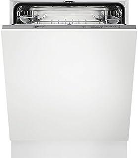 Electrolux ESL5205LO Totalmente integrado 13cubiertos A+ lavavajilla - Lavavajillas (Totalmente integrado, Tamaño completo (60 cm), Gris, Botones, 1,5 m, 1,5 m)