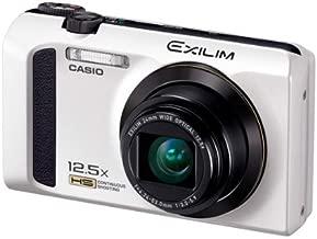Casio High Speed Exilim Ex-zr300 Digital Camera White Ex-zr300we
