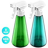 Le yi Wang You 500ml Leere Glassprühflaschen Nachfüllbares Sprühgerät Für ätherisches Öl  ...