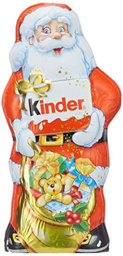 kinder Schokolade Weihnachtsmann, 4er Pack (4 x 160 g)