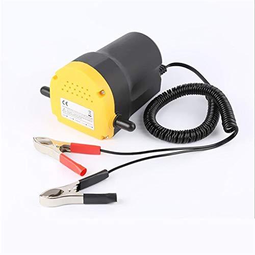 Ymhan® 60W Elektro-Auto-Ölpumpe Crude Oil Flüssigkeitspumpe Extractor Übertragung Motor Absaugpumpe + Schläuche for Auto-Auto-Boots-Motorrad-12V Heiße Angebote